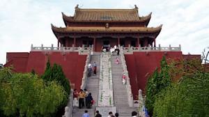 Einmal Peking und zurück