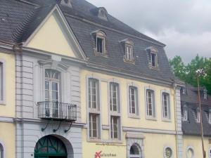 Das Mammutprojekt: Exhaus Trier