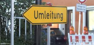 Baustellen: Bus-Umleitungen in Zewen und der Trierer Innenstadt