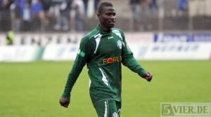 Regionalliga: Senesie kann wieder am Training des FCH teilnehmen