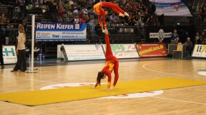 Events in der Arena Trier