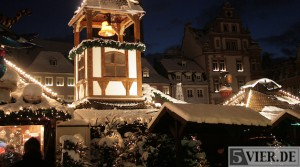 """Weihnachtsmarkt 2012 – """"So etwas haben wir in den USA nicht"""""""
