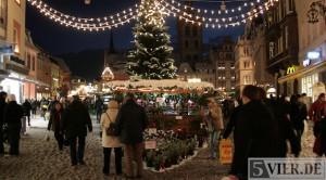 Freizeit: Weihnachtseinkaufsabend – Geschäfte am Vorabend des 1. Advent bis 22 Uhr geöffnet
