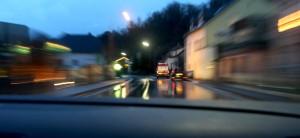 Trier: PKW-Fahrer verursacht zwei Unfälle