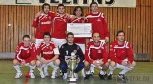 Hallenfußball: Veltins Cup in Schweich hochkarätig besetzt