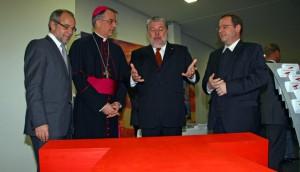 Buntes: Neujahrsempfang – Ministerpräsident informiert sich über Heilig-Rock-Wallfahrt