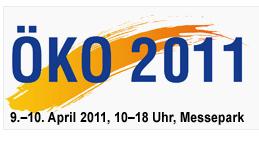 Freizeit: ÖKO 2011 – Noch Ausstellungsflächen frei