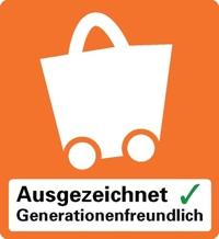 """Freizeit: """"Generationenfreundliches Einkaufen"""" – Wettbewerbsvorteil durch Gütesiegel"""