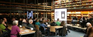 Buntes: Amerikas neue Freiheit – Podiumsgespräch in der Stadtbibliothek