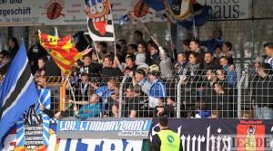 Eintracht Trier: SVE versorgt die Zuschauer in Eigenregie