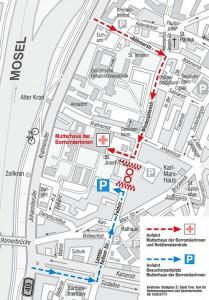 Nachrichten: Baumaßnahme Feldstraße – Korrektur