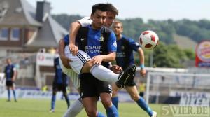 """SVE: """"Meha macht den Unterschied"""" – 2:0 gegen Elversberg – VIDEO"""