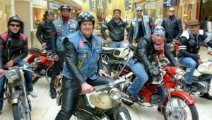 """Freizeit: Motorrad-Ausstellung """"Hot Wheels"""" vom 16. bis 25. Juni"""