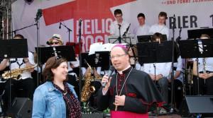 Bischof Ackermann zum Einsatz gegen Unrecht auf