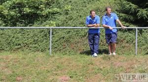 Eintracht Trier: Lage vor Trainingslager – Morgen Test in Hermeskeil