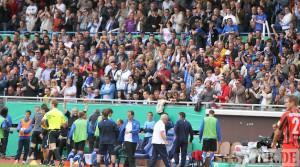 Eintracht Trier: Im DFB-Pokal gegen den Hamburger SV