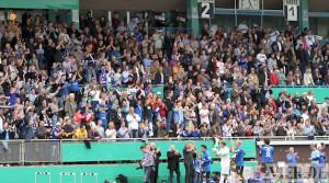 Stadionfest mit Testspiel gegen FC-Idol Lottner