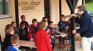 Buntes: Neue Sänger bei den Trierer Sängerknaben