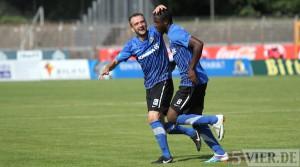 Eintracht Trier: Es geht doch! – 1:0-Heimsieg gegen Elversberg / VIDEO