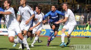 Regionalliga: Suche nach Copperfield – Eintracht-Spieler pausieren