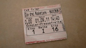 """Kino: """"Die Drei Musketiere"""" – Finstere Intrigen und fliegende Schiffe"""