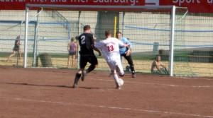 5vier-Topspiel: Spvgg. Trier fertigt Polizei ab – VIDEO
