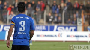 Eintracht Trier: Enttäuschung nach 1:1 – Abelski kämpft um Rückkehr