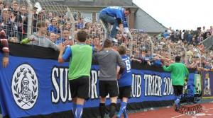 TuS Koblenz vs. Eintracht Trier: (K)ein echtes Derby!?