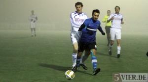 Mehring will nach Nebelspiel die Sensation gegen Trier