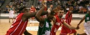Basketball: TBB unterliegt Gießen in der Verlängerung