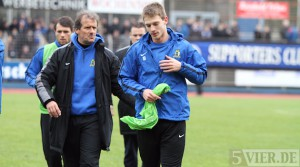 Eintracht Trier: Testspiel gegen RFC Union Luxemburg