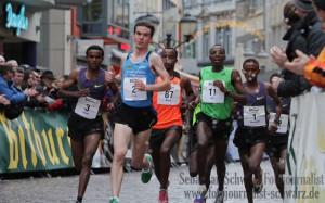 Silvesterlauf: Äthiopier feiern Doppelsieg vor 10.000 Zuschauern – VIDEO
