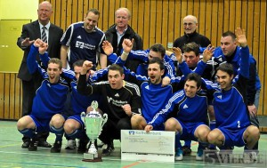 Hallenfußball: Veltins-Cup 2012 geht an die SG Badem/Kyllburg