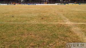 Eintracht Trier: Ein Testspiel gegen Zweibrücken und eine Baustelle