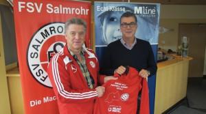 Oberliga: FSV Salmrohr unterstützt Fußballschule in Ruanda