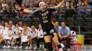 """Handball: """"Mann mit dem Schnauzer"""" sieht deutschen 26:18-Erfolg"""