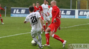 Testspieler Fuchs darf gegen Wuppertal erneut ran