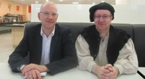 Buntes: Kultur im Mutterhaus – Lesung mit Frank Domeier