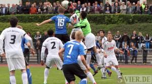 Eintracht Trier mit peinlicher 2:3-Pleite in Mayen – VIDEO