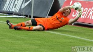"""Eintracht Trier: Torwart Lengsfeld bleibt – """"FAZ"""" auch?"""