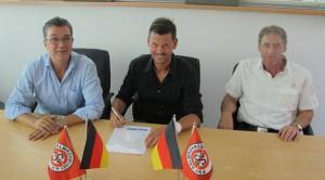 """Oberliga: Patrick Klyks """"Heimspiel"""" in Völklingen"""