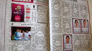 Euro 2012: Wenn Sammler einen kleben haben – Der EM-Countdown