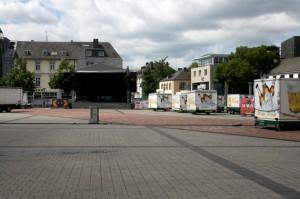 Verlegung des Wochenmarktes ab dem 9. Mai