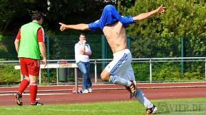 Oberliga: Mehring und Salmrohr wollen Aufschwung fortsetzen