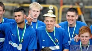 """""""Kein Kanonenfutter sein"""" – U19 im Pokal gegen den HSV"""