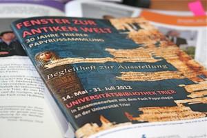 Campus: 5vier stellt vor – Außergewöhnliche Studiengänge: Papyrologie