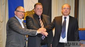 Vorstand wiedergewählt, Dirk Jacobs umstritten