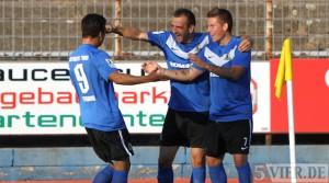 2:2 gegen Mainz II und Streit um ein DIN-A4-Blatt