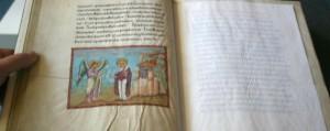 "Buntes: ""Unser bestes Stück"" – Codex Egberti in neuem Gewand"