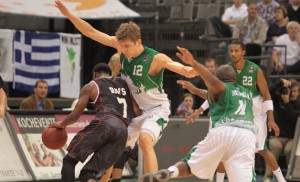 TBB Trier: Grün-Weiße empfangen Vorjahresfinalisten aus Oldenburg